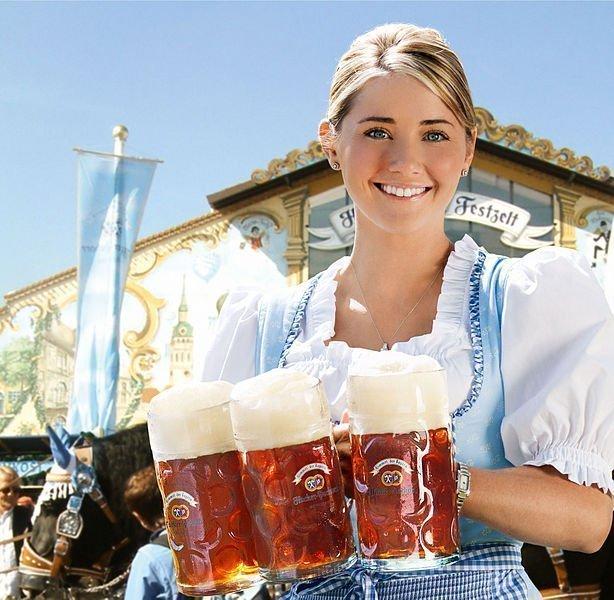 Октоберфест: самый большой пивной праздник в мире