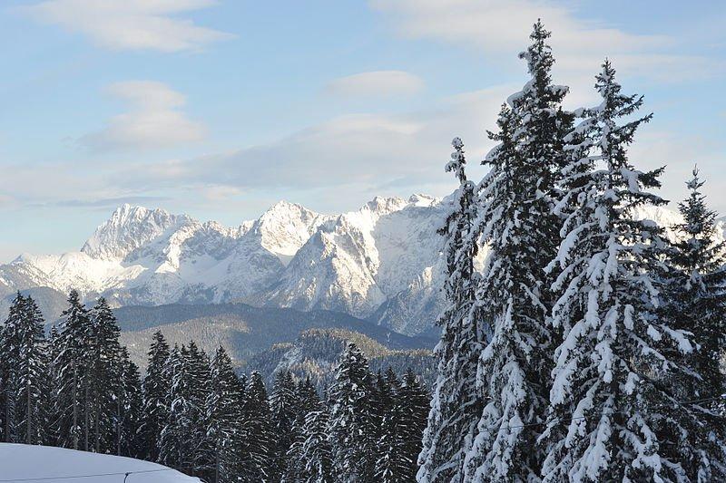 Топ-10 горнолыжных курортов Европы