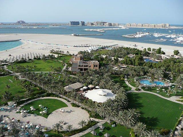 Топ-5 самых роскошных отелей ОАЭ
