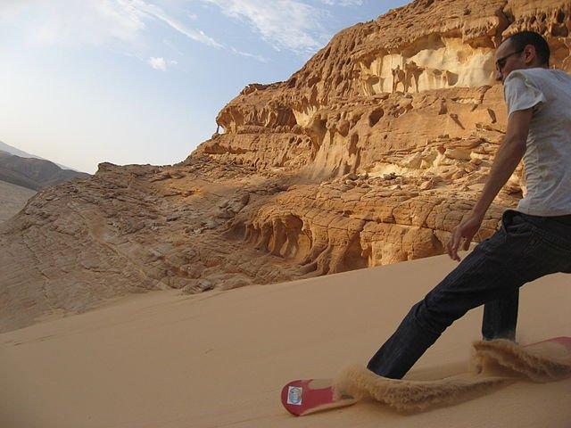 Нестандартный отдых в Египте