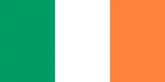 ирландский флаг