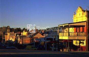 BEST WESTERN Beechworth Motor Inn 4*