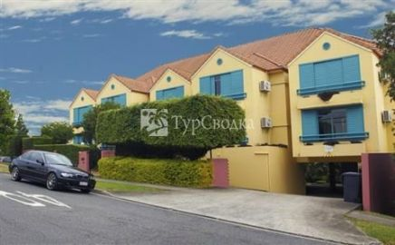 Albion Manor Apartments and Motel Brisbane 3*