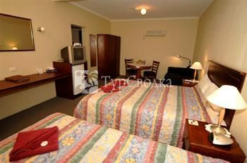 BEST WESTERN Broken Hill Oasis Motor Inn 3*