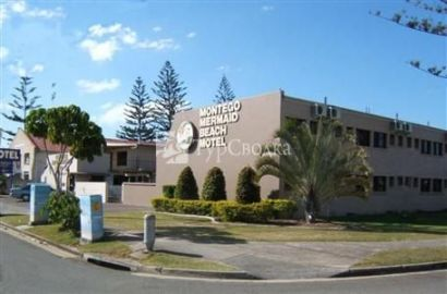 A'Montego Mermaid Beach Motel 3*