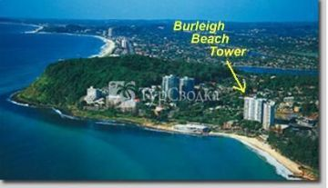 Burleigh Beach Tower Apartments Gold Coast 4*