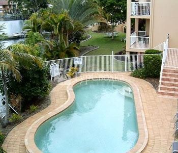 Merlion Cove Apartments Gold Coast 3*