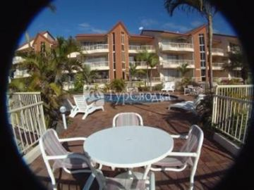 The Hill Apartments Gold Coast 3*