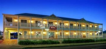 Ashby House Motor Inn & Restaurant 4*