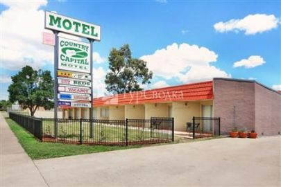 Country Capital Motel 3*