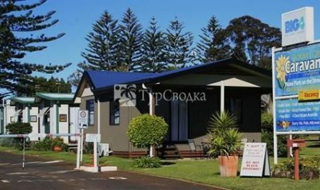 BIG4 Toowoomba Garden City Holiday Park 4*
