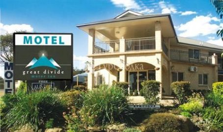 Great Divide Motor Inn 4*