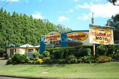 The Coachman Motel Toowoomba 3*