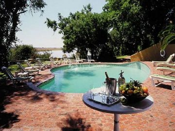 Chobe Game Lodge 4*