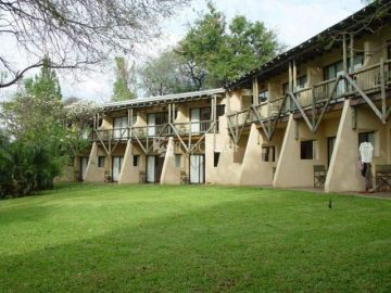 Chobe Safari Lodge 4*
