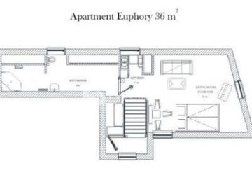 Apartment Euphory Split 3*