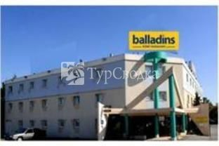 Residence Balladins Mareuil-les-Meaux 1*