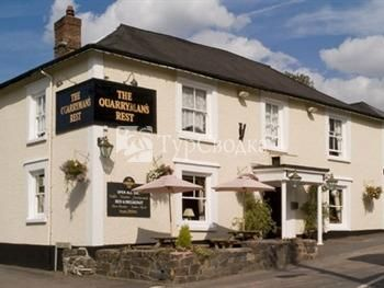 The Quarrymans Rest Bed & Breakfast Bampton (Devon) 4*