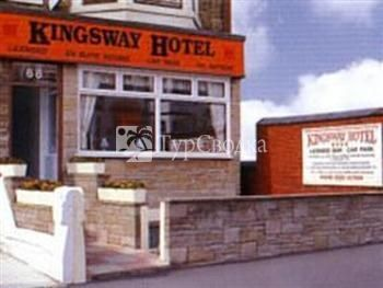 Kingsway Hotel at Charnley Blackpool 3*