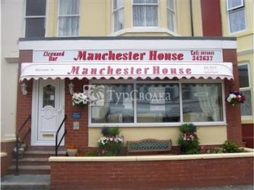 Manchester House Hotel Blackpool 3*