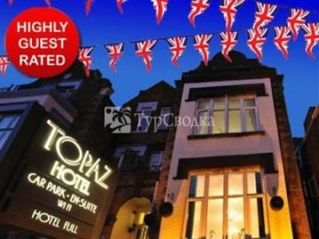 Hiley's Topaz Hotel Bournemouth 1*