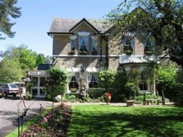 Wood Lodge Hotel Bornemouth 3*