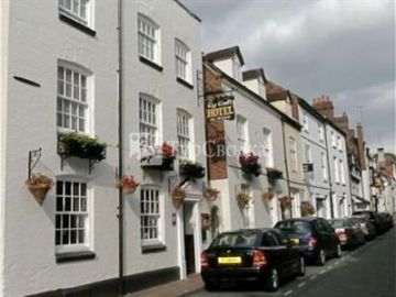 The Croft Hotel Bridgnorth 4*
