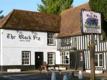 The Black Pig Bed and Breakfast Canterbury 3*