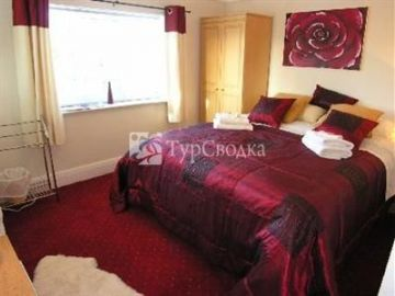 Lindens House Bed & Breakfast Chard 3*