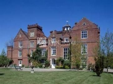 Gissing Hall Hotel Diss 3*