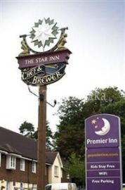 Premier Inn East Grinstead 3*