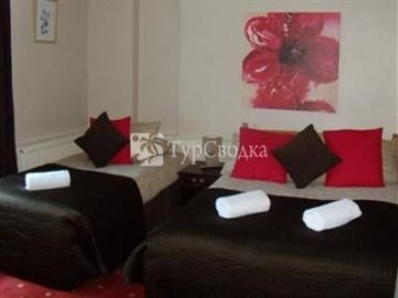 Edinburgh Central Hill Guest House 3*