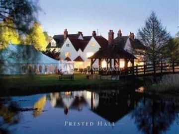 Prested Hall Hotel Feering 3*