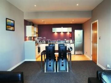Central Apartments Glasgow 4*