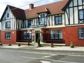Chimneys Hotel Hartlepool 3*