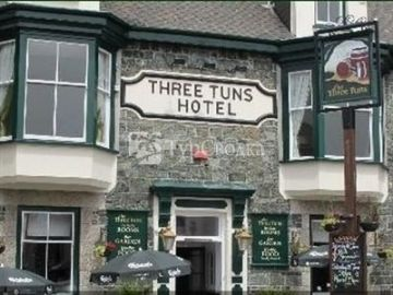 The Three Tuns Hotel 3*