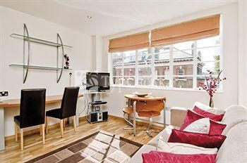 Somerset Roland Gardens Apartments London 4*