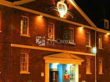 The Rutland Arms Hotel Newmarket (England) 3*