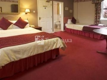 Marlborough House Hotel Oxford 4*