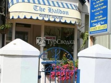 The Haldon Guest House Paignton 3*