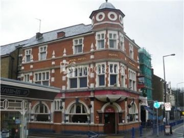 The Royal Hotel Sheerness 3*