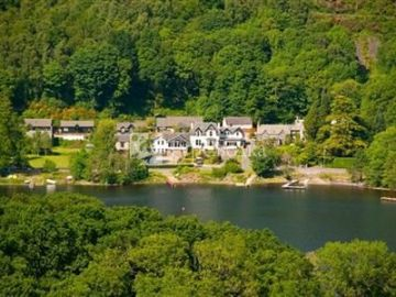 The Achray House Hotel and Lodges St. Fillans 3*