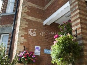 A Great Escape Guest House Swanage 3*