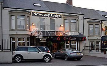 The Newquay Lodge Whitley Bay 3*