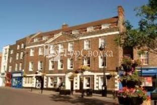 The Rose And Crown Hotel Wisbech 3*