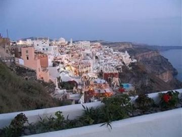 Kastro Apartments Fira 3*