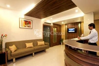 Hotel Crystal Retreat Agra 3*