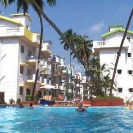 Village Royale Holiday Home Mormugao 2*