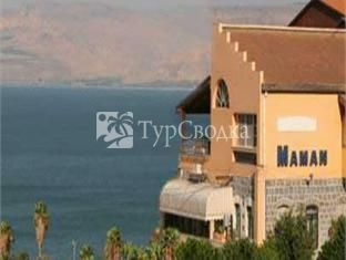 Maman Mansion Guest House Tiberias