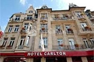 Carlton Hotel Luxembourg City 4*